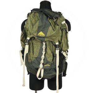 Kelly Moraine 3600 Hiking Backpack Green